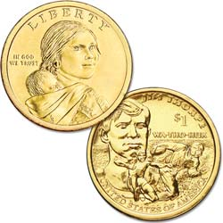 2018-P Native American Dollar