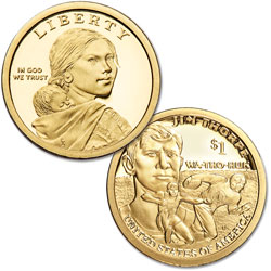 2018-S Native American Dollar