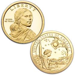 2019-S Native American Dollar