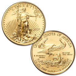 2020 $5 1/10 oz. Gold American Eagle