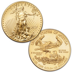 2020 $10 1/4 oz. Gold American Eagle