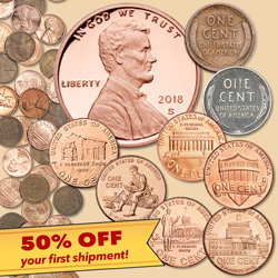 Lincoln Cent Subscription Program