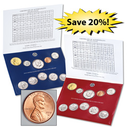 United States Mint Set Club