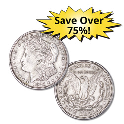 Morgan Dollar Year Set Club
