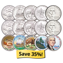 U.S. Nickel Collection