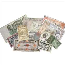 Banknotes That Made History Replica's #1