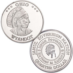 2019 Wyandot Native American Quarter