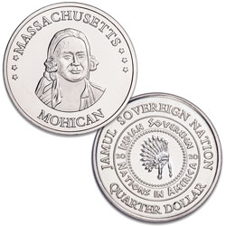 2020 Mohican Native American Quarter