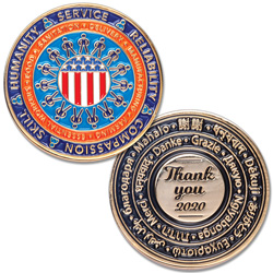 Essential Worker Challenge Coin