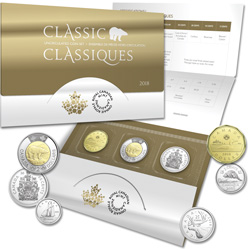 2018 Canada Uncirculated Set