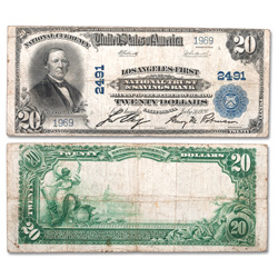 1902 $20 National Bank Note