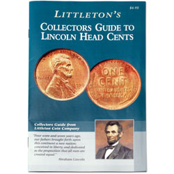 Lincoln Head Cent Booklet