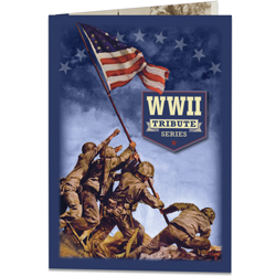 World War II Tribute Series Folder