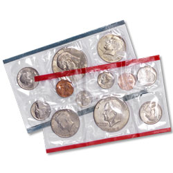 1978 U.S. Mint Set (12 coins), Uncirculated