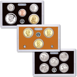 2016-S U.S. Mint Silver Proof Set