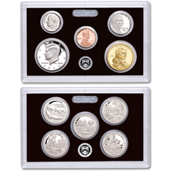 2017-S U.S. Mint Silver Proof Set