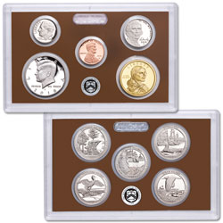 2018-S U.S. Mint Clad Proof Set