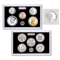 2020-S U.S. Mint Silver Proof Set
