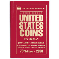 2020 Red Book - Guide Book of U.S. Coins (Hardcover)