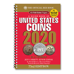 2020 Red Book - Guide Book of U.S. Coins (Softcover)