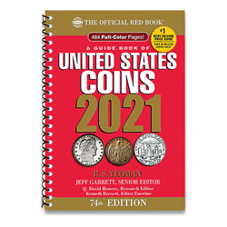 2021 Red Book - Guide Book of U.S. Coins (Softcover)