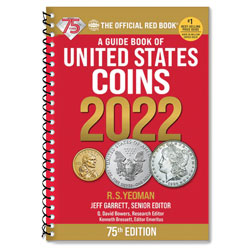 2022 Red Book - Guide Book of U.S. Coins (Softcover)