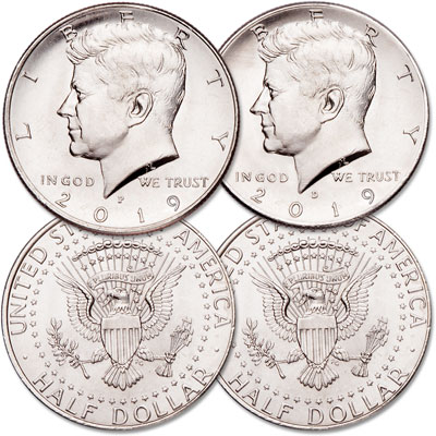 Kennedy Half Dollars (1964 to Date) | Littleton Coin Company
