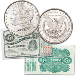 U S  Coin and Paper Money | Littleton Coin Company