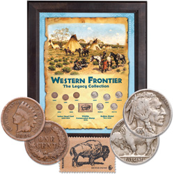 Western Frontier The Legacy Collection in Frame