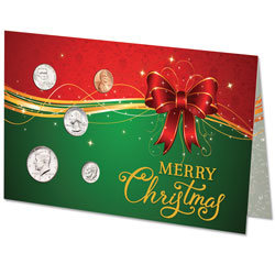 2018 U.S. Coin Christmas Card