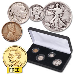 1918 100th Anniversary Coin Set