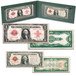 1923-1928 $1 Legal Tender Note Set
