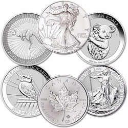 2020 World Silver Coins