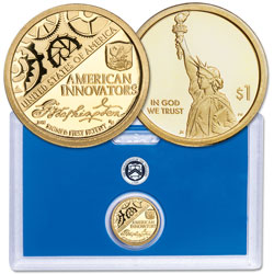 2018-S U.S. Mint American Innovation Dollar Proof Coin