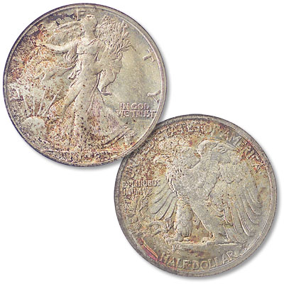 Image for 1928-S Liberty Walking Silver Half Dollar from Littleton Coin Company