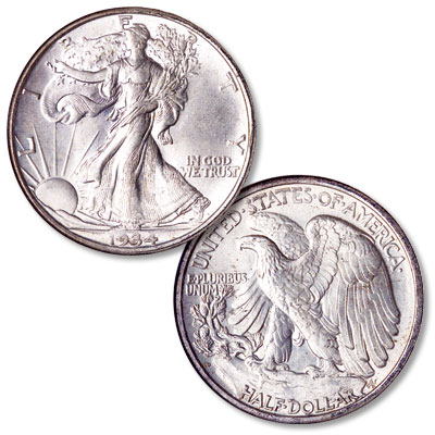 Image for 1934-D Liberty Walking Half Dollar from Littleton Coin Company