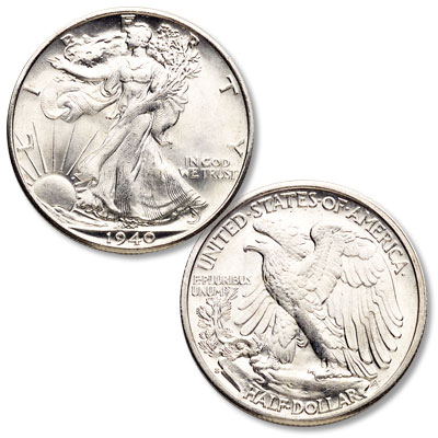 Image for 1940-S Liberty Walking Half Dollar from Littleton Coin Company