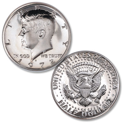 Image for 1972-S Kennedy Half Dollar from Littleton Coin Company