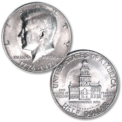 Image for 1976-D Kennedy Half Dollar from Littleton Coin Company
