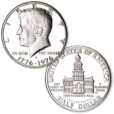 Image for 1976-S Kennedy Half Dollar, 40% Silver clad, Proof from Littleton Coin Company