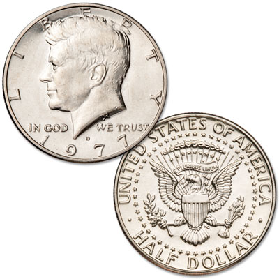 Image for 1977-D Kennedy Half Dollar from Littleton Coin Company