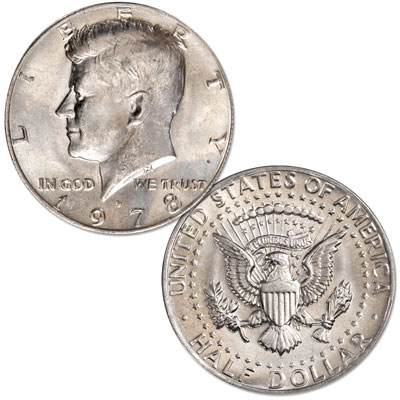 Image for 1978-D Kennedy Half Dollar from Littleton Coin Company