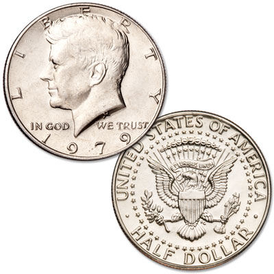 Image for 1979 Kennedy Half Dollar from Littleton Coin Company