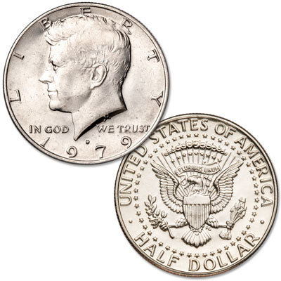 Image for 1979-D Kennedy Half Dollar from Littleton Coin Company