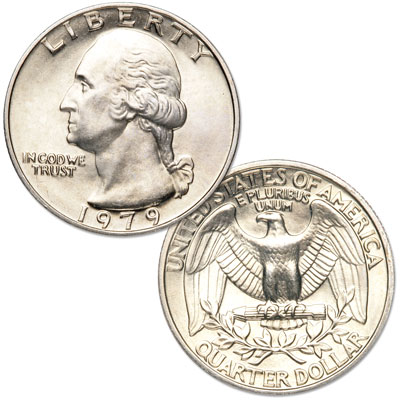Image for 1979 Washington Quarter from Littleton Coin Company