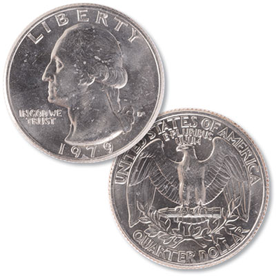 Image for 1979-D Washington Quarter from Littleton Coin Company