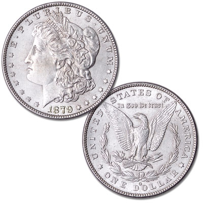 Image for 1879-O Morgan Silver Dollar from Littleton Coin Company