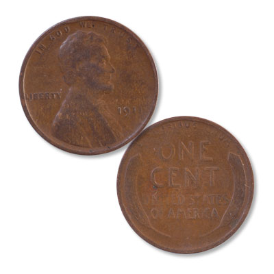 Image for 1911 Lincoln Head Cent from Littleton Coin Company