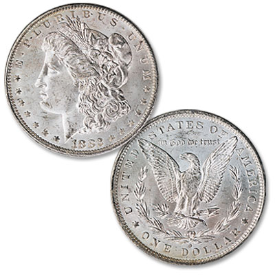 Image for 1882-O Morgan Silver Dollar from Littleton Coin Company