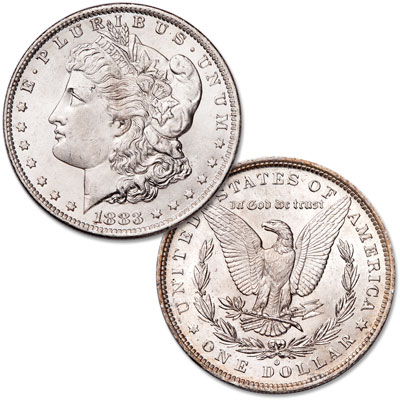 Image for 1883-O Morgan Silver Dollar from Littleton Coin Company